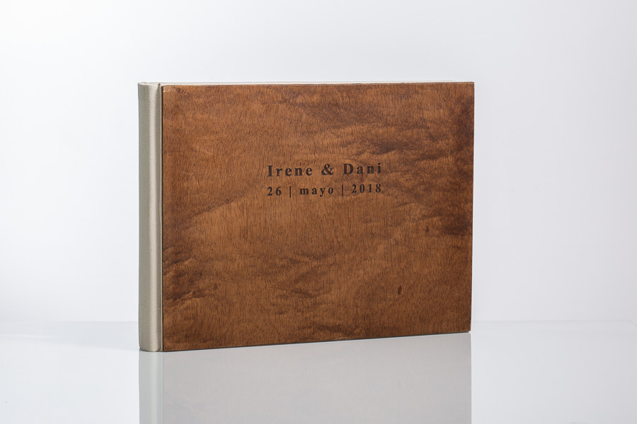 Album Wood Book